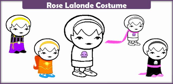 Rose Lalonde Costume.