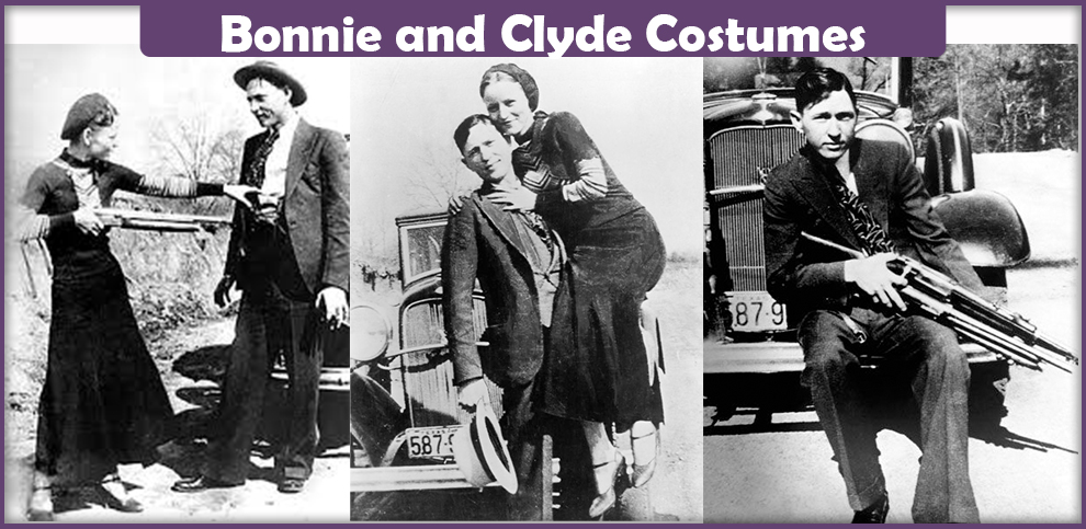 Bonnie and Clyde Costumes – A DIY Guide