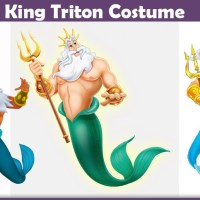 King Triton Costume - A DIY Guide