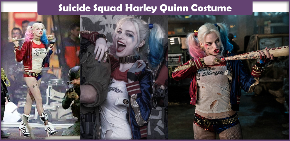 Suicide Squad Harley Quinn Costume – A DIY Guide