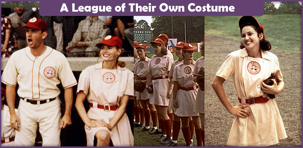 A League Of Their Own Costume A Diy Guide Cosplay Savvy
