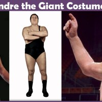 Andre the Giant Costume - A DIY Guide