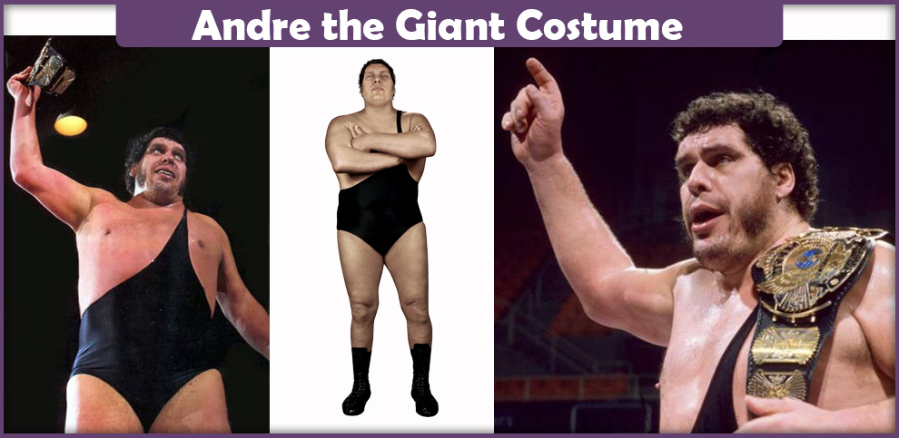 Andre the Giant Costume