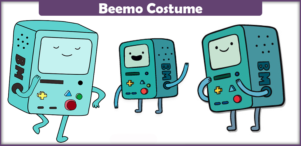 Beemo Costume – A DIY Guide