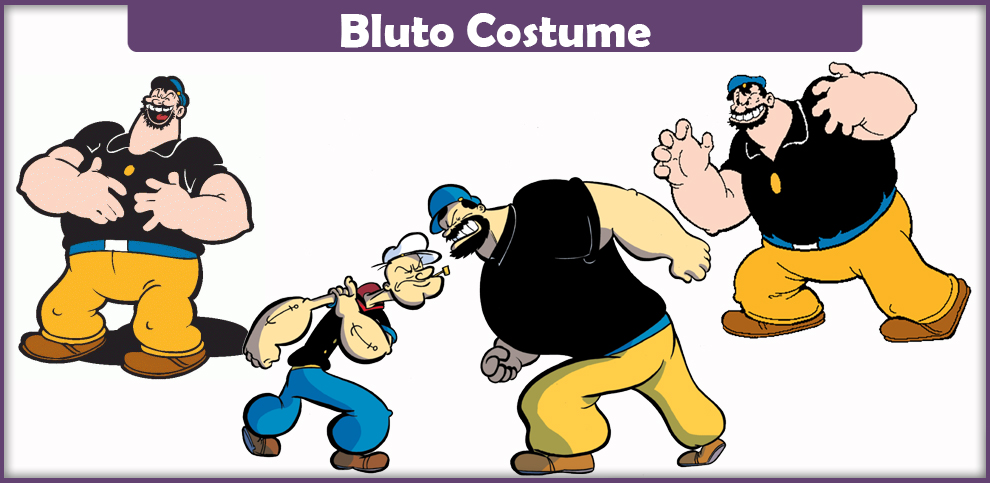 Bluto Costume – A DIY Guide