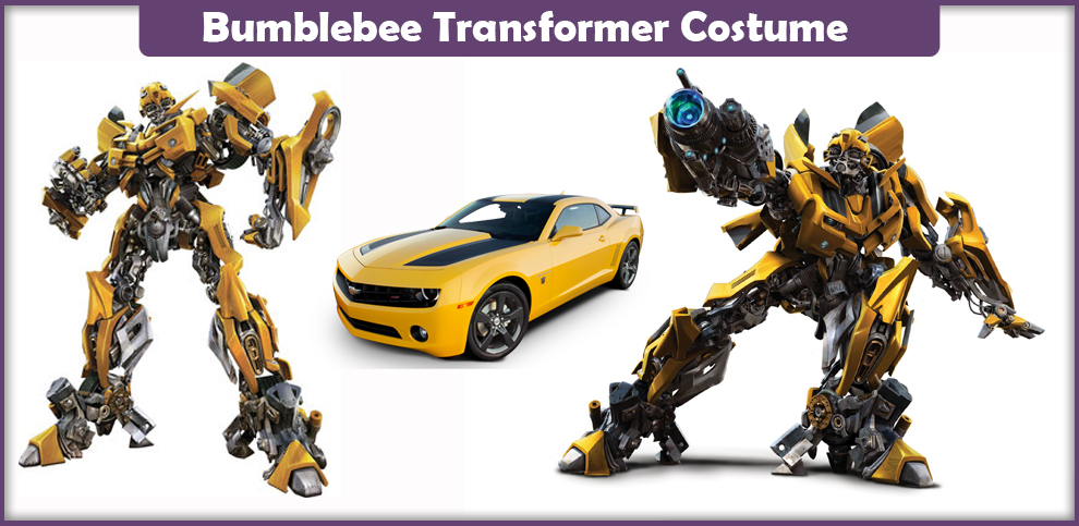 Bumblebee Transformer Costume – A DIY Guide