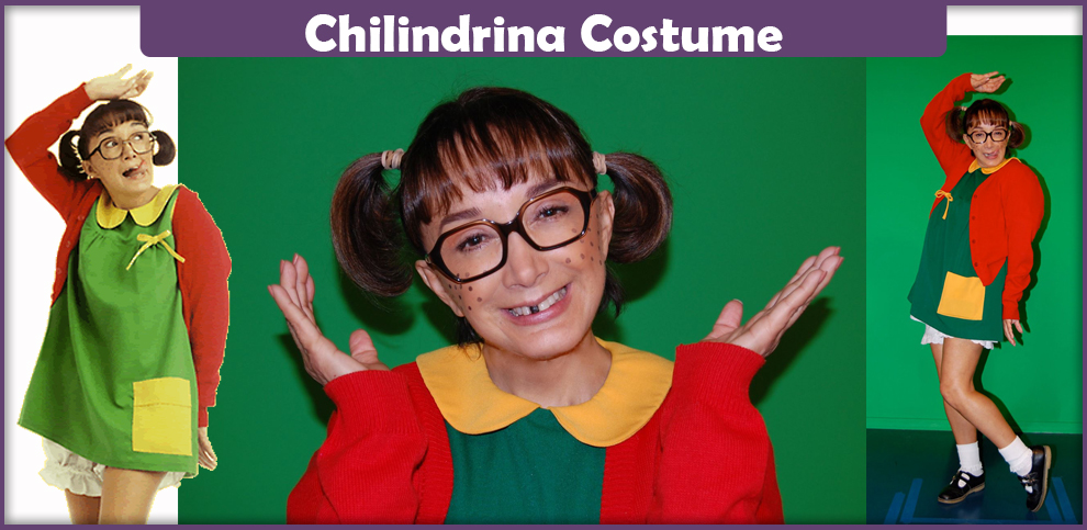 Chilindrina Costume – A DIY Guide