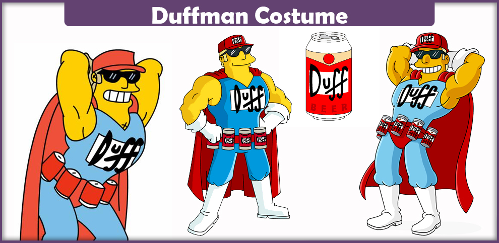 Duffman Costume – A DIY Guide