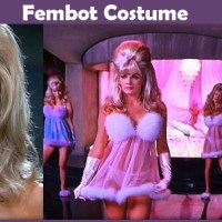 Fembot Costume - A DIY Guide