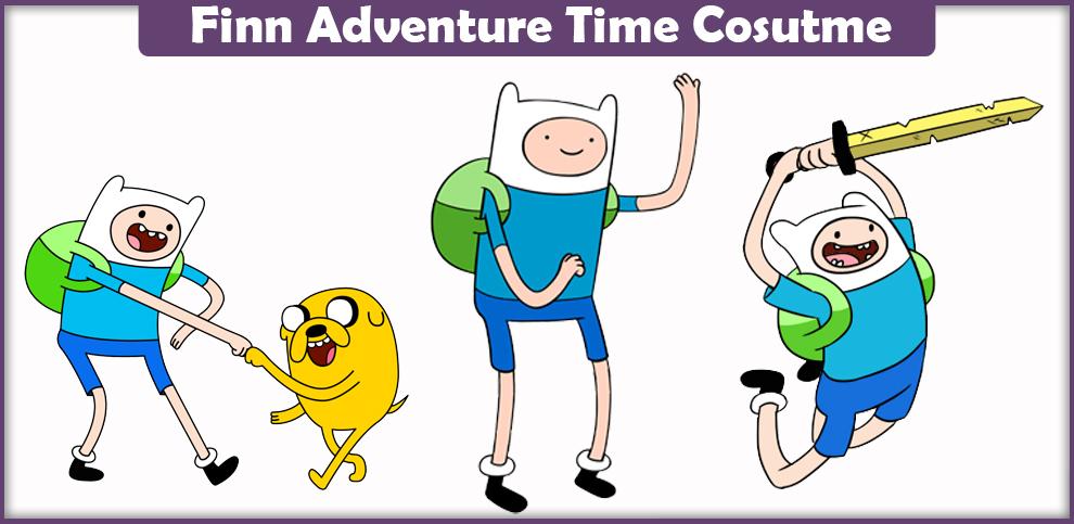 Finn Adventure Time Costume – A DIY Guide