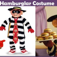 Hamburglar Costume - A DIY Guide