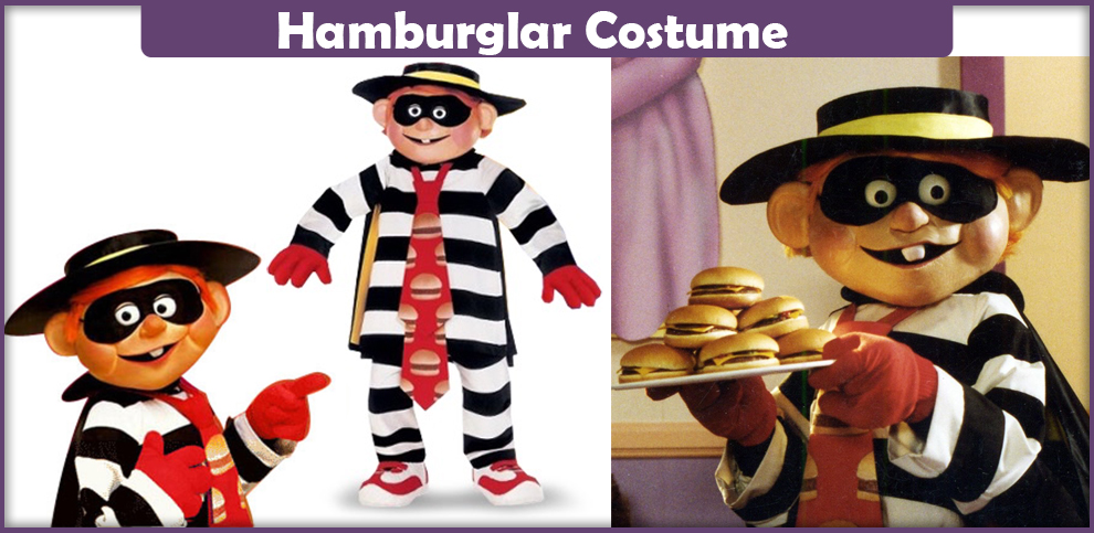 Hamburglar Costume – A DIY Guide