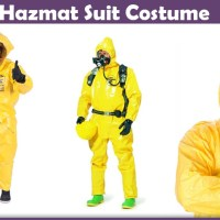 Hazmat Suit Costume - A DIY Guide