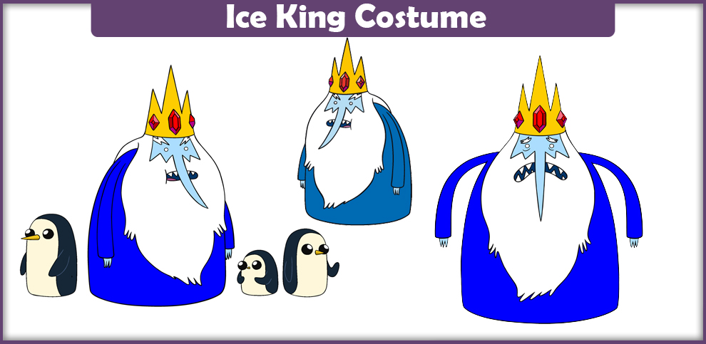 Ice King Costume – A DIY Guide