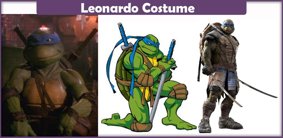 Leonardo Costume – A DIY Guide