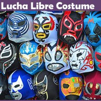 Lucha Libre Costume - A DIY Guide