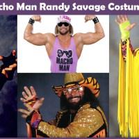 Macho Man Randy Savage Costume - A DIY Guide