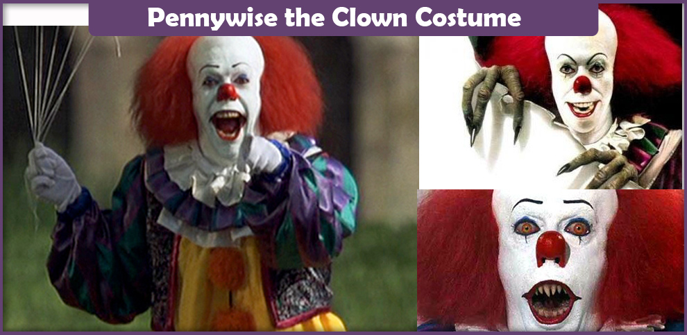 Pennywise the Clown Costume – A DIY Guide