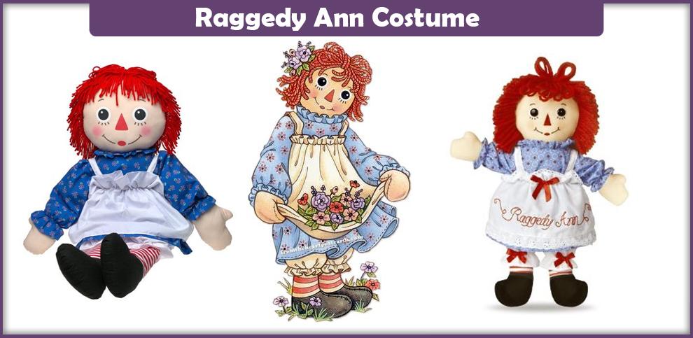 Raggedy Ann Costume – A DIY Guide