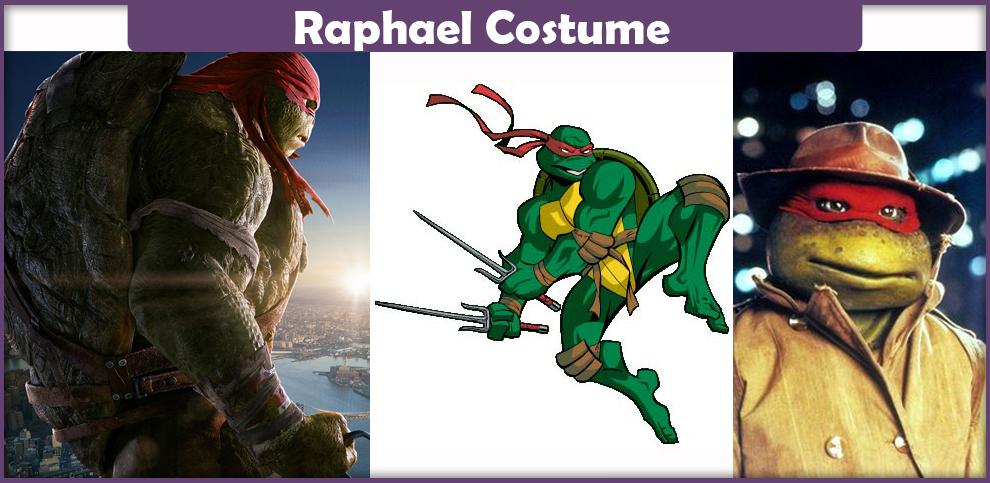 Raphael Costume – A DIY Guide