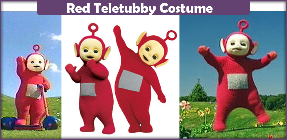 Red Teletubby Costume – A DIY Guide