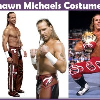 Shawn Michaels Costume - A DIY Guide