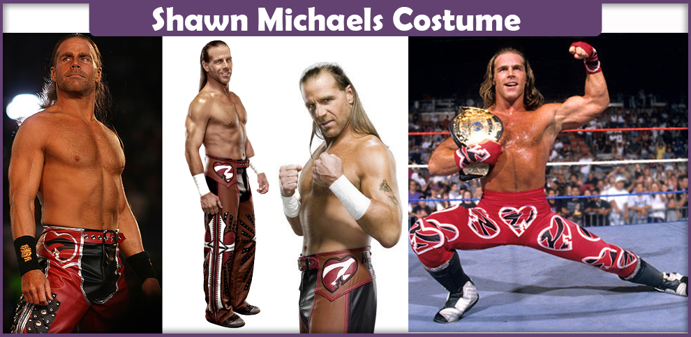 Shawn Michaels Costume
