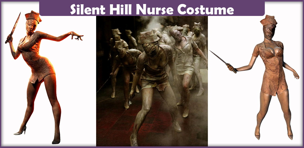 Silent Hill Nurse Costume – A DIY Guide