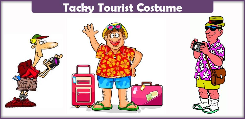 Tacky Tourist Costume – A DIY Guide