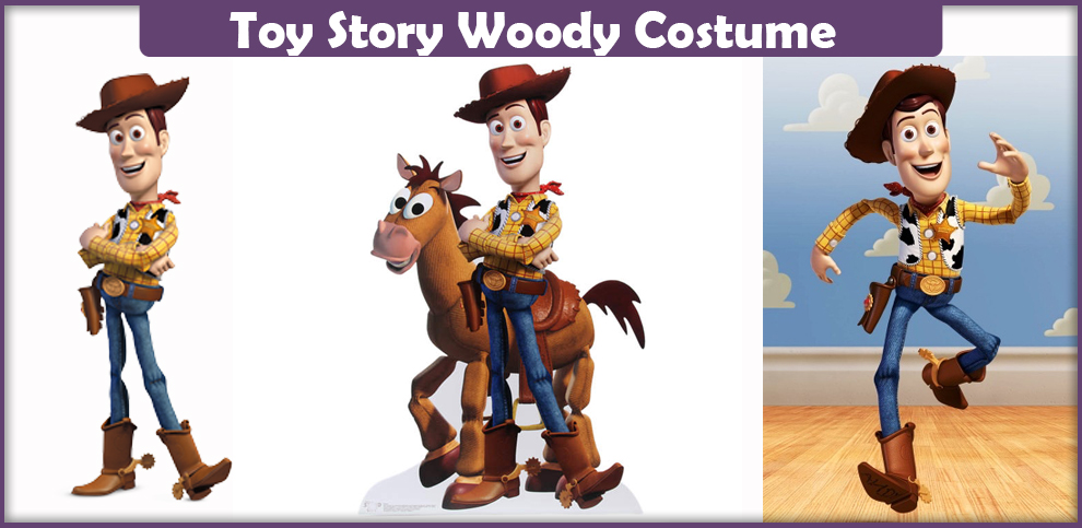 Toy Story Woody Costume – A DIY Guide