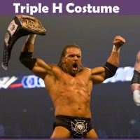Triple H Costume - A DIY Guide