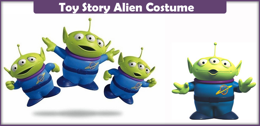 Toy Story Alien Costume – A DIY Guide