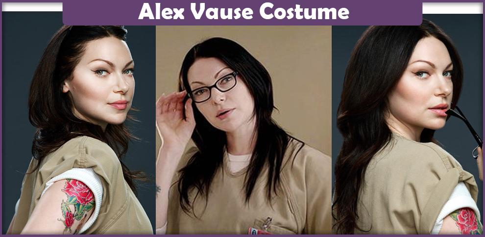 Alex Vause Costume – A DIY Guide