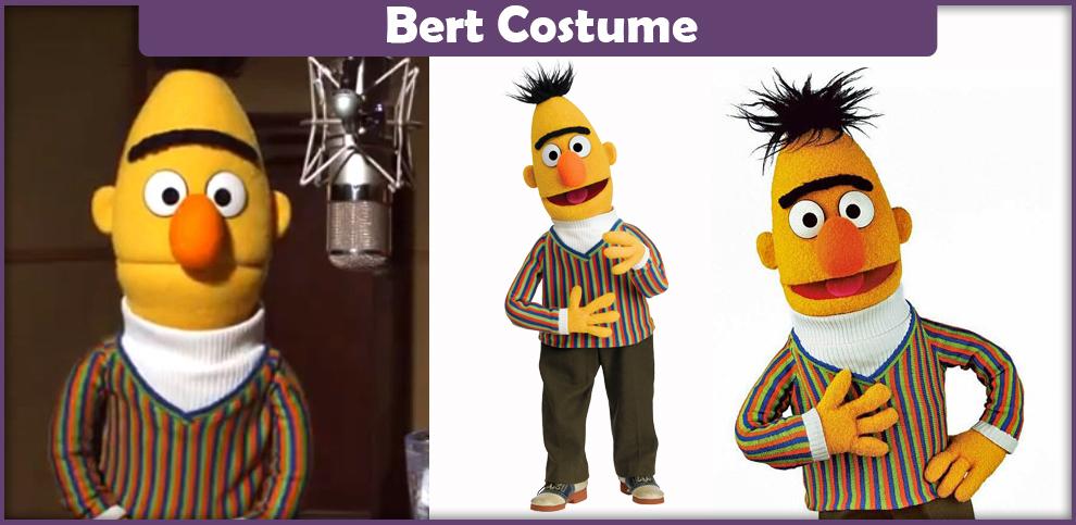 Bert Costume – A DIY Guide