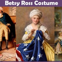 Betsy Ross Costume - A DIY Guide