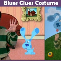 Blues Clues Costume - A DIY Guide