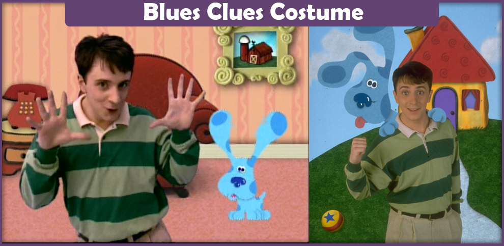 Blues Clues Costume – A DIY Guide