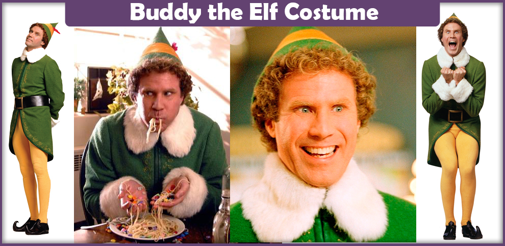 Buddy the Elf Costume – A DIY Guide