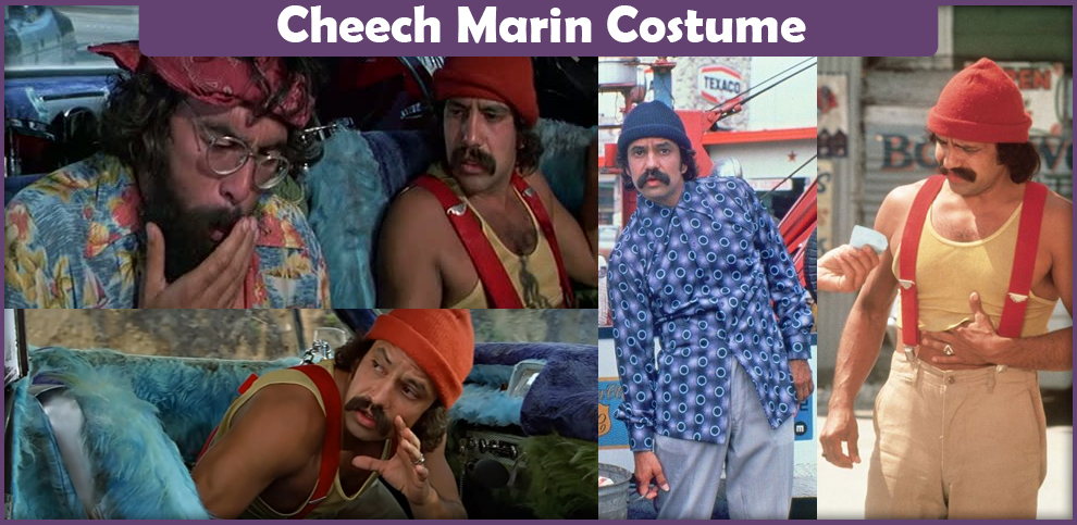 Cheech Marin Costume – A DIY Guide