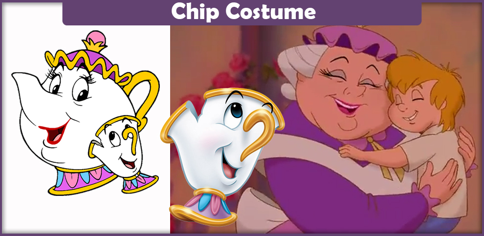 Chip Costume – A DIY Guide
