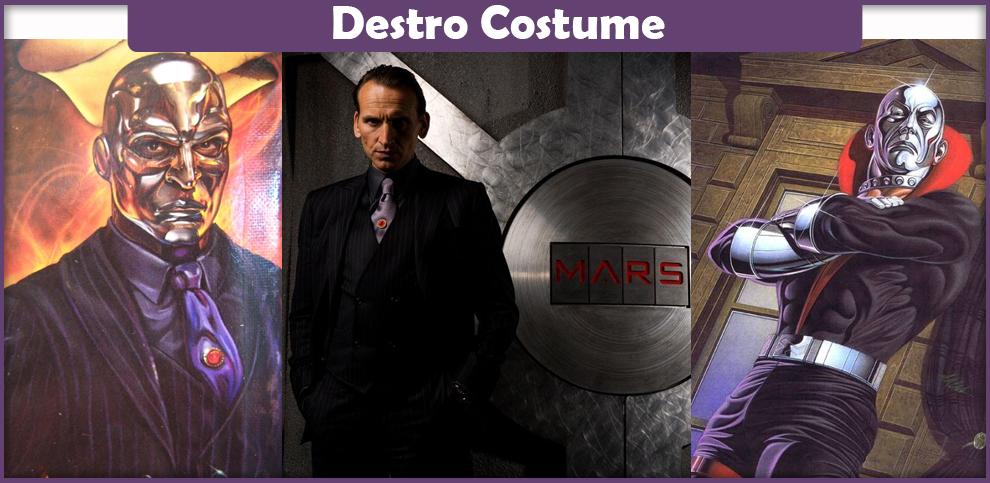 Destro Costume – A DIY Guide