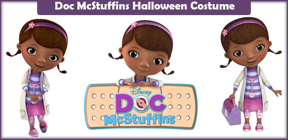 Doc McStuffins Halloween Costume