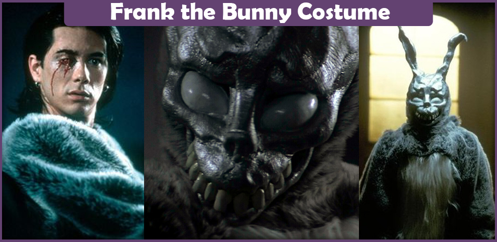 Frank the Bunny Costume – A DIY Guide