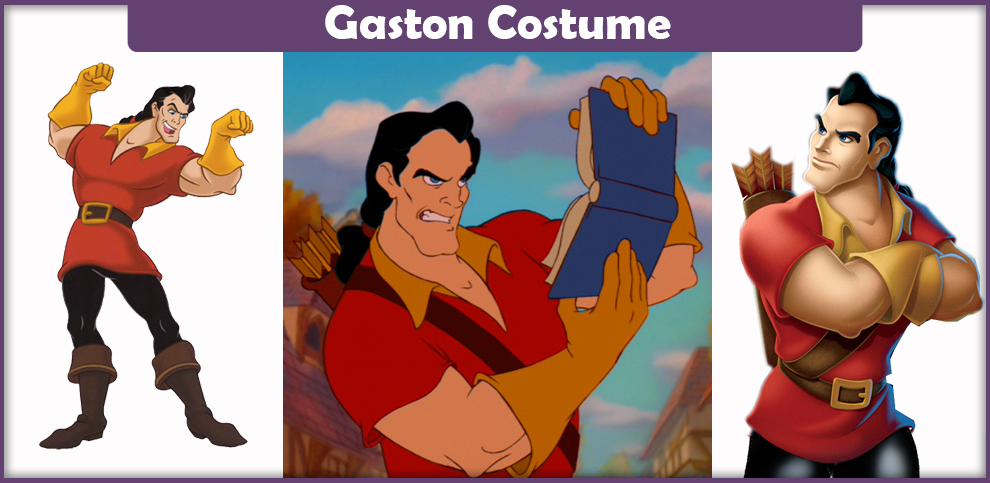 Gaston Costume - A DIY Guide