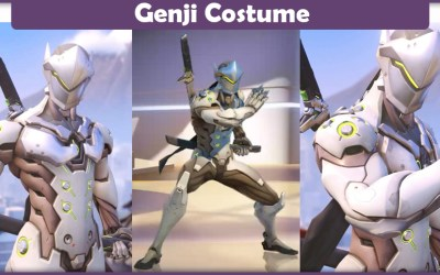 Genji Costume – A Cosplay Guide