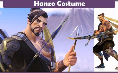 Hanzo Costume – A Cosplay Guide