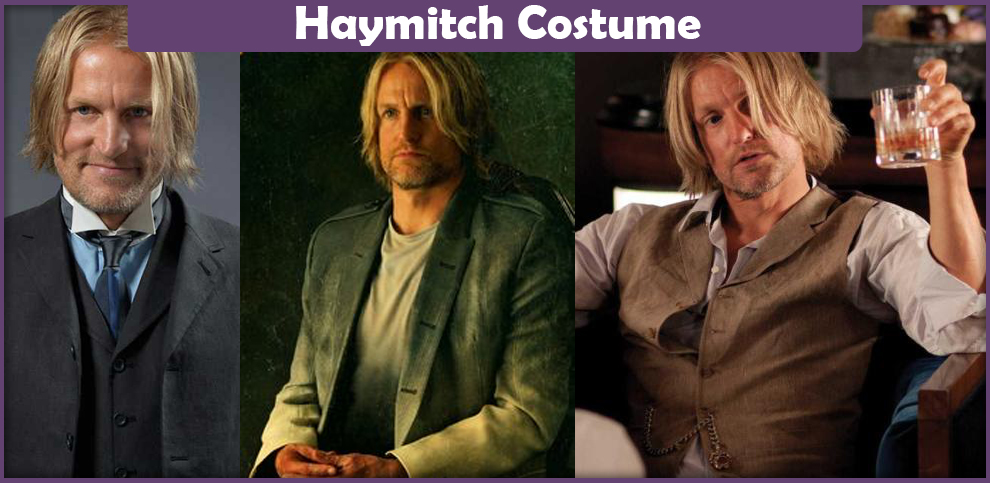 Haymitch Costume