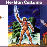 He-Man Costume - A DIY Guide