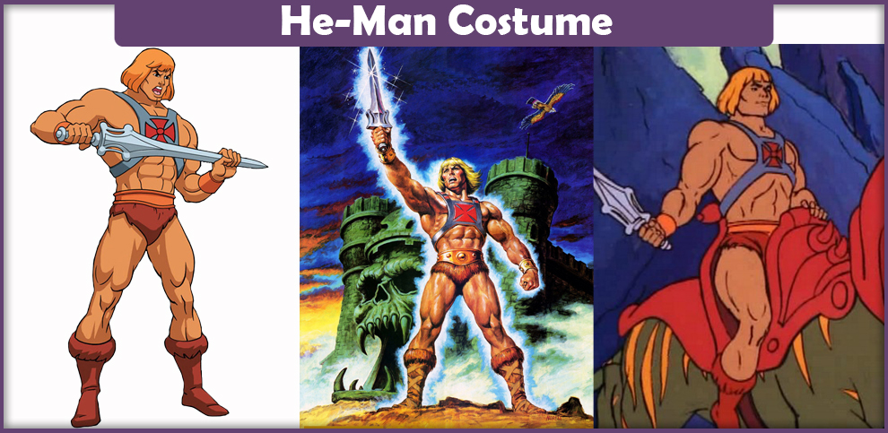 He-Man Costume – A DIY Guide