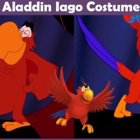 Iago Costume - A DIY Guide